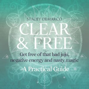 Clear and Free: How to Cleanse your Space and Yourself the Witches Way via Zoom @ Via Zoom