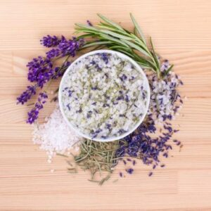 Calm and Cleanse: The Most Magical Potion Salts Ever. @ Via Zoom