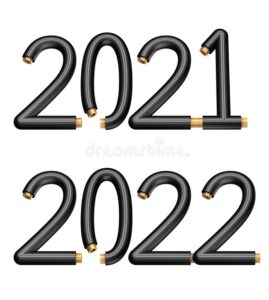 Get Your New Years Resolution  for 2022 @ Via Zoom